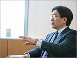 フジテック 友岡 賢二 CIOに聞く、基幹システムの独自開発とクラウド戦略