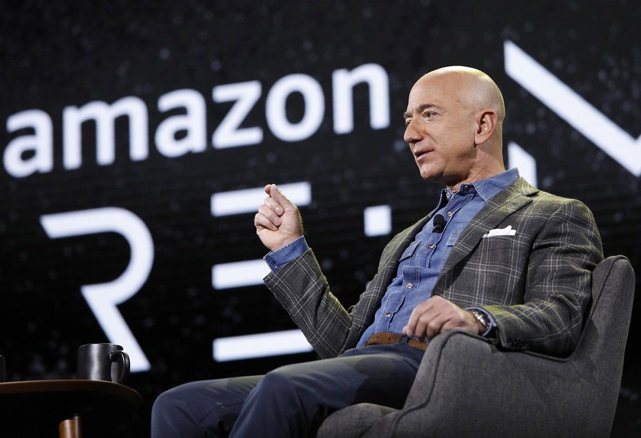 ジェフ・ベゾスはなぜ「アマゾンも必ずいつかは崩壊する」と言い切る ...