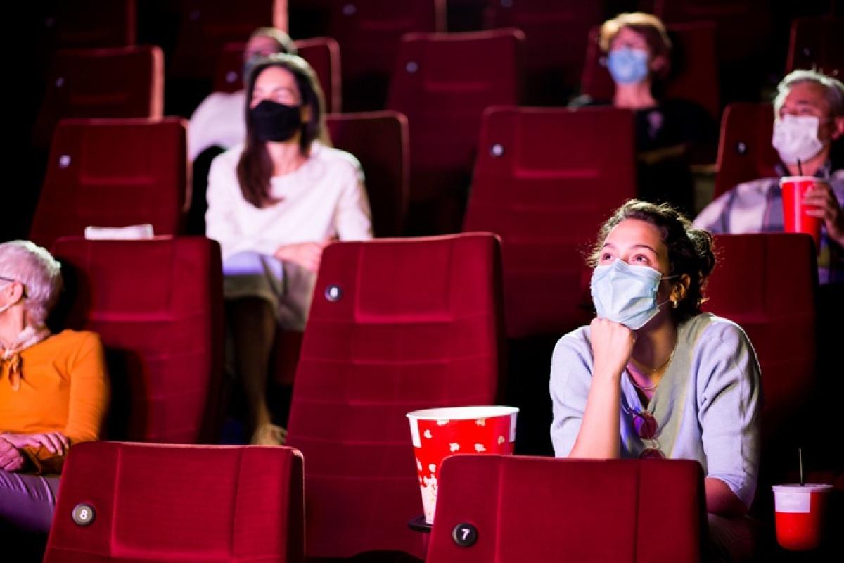 館 コロナ リスク 映画 感染 映画館のコロナの感染リスクはどれくらいありますか?