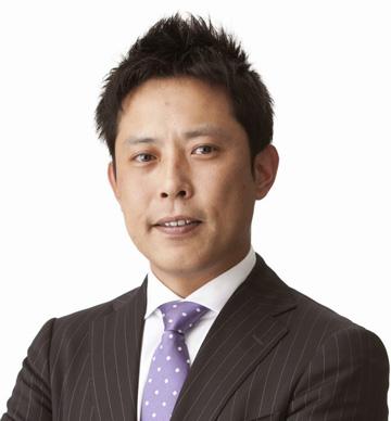 中井 悦司氏